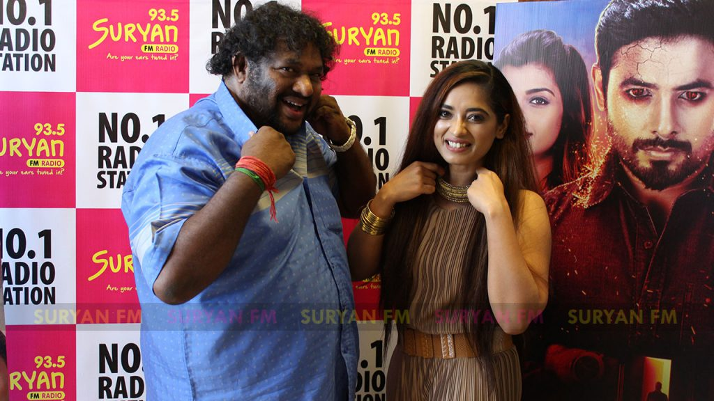 Nagesh Thiraiyarangam audio launch stills.
