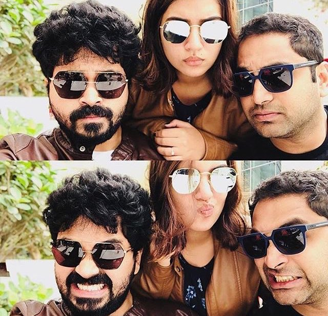 Nazriya's latest photo