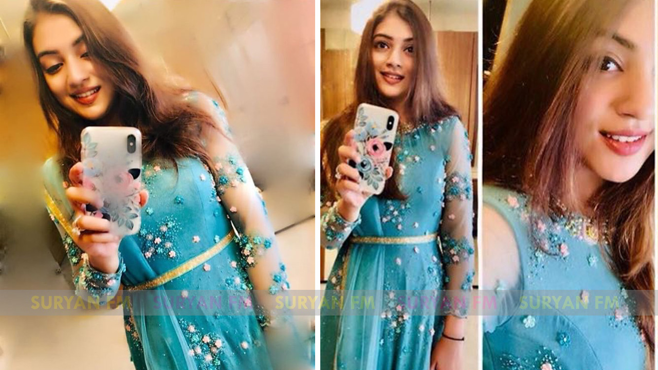 Nazriya Latest still