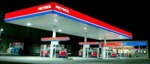 Petrol Bunks