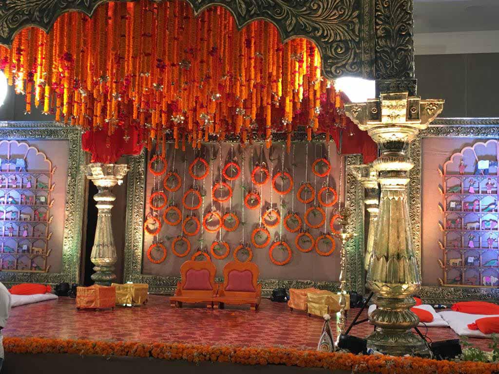 Keerthana Parthipean wedding venue