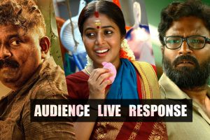 Savarakathi audience live response on social media.