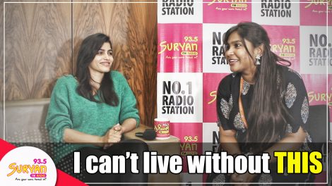 Actor Sai Dhansika reveals what she cannot live without