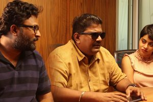 Mysskin, Ram and Poorna starrer Savarakathi team interview.