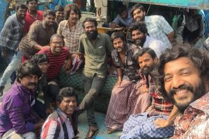 Vada Chennai first part shooting wrapped. First look to release soon.