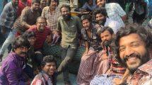 Vada Chennai shooting stills