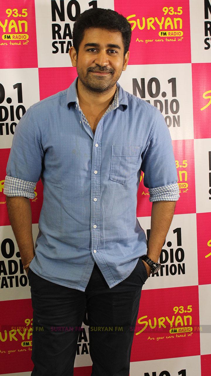 Vijay Antony latest stills