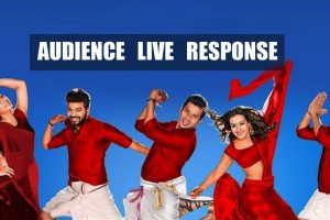 Kalakalapu 2 live audience response