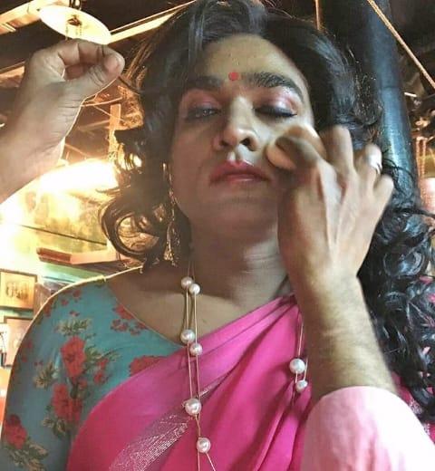 Vijay Sethupathi as Shilpa in Super Deluxe