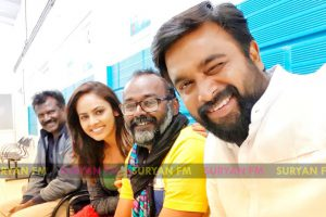 It's a wrap for Asarvatham