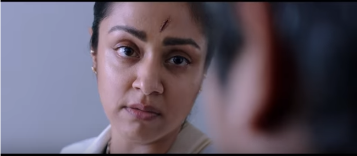 Jyothika signs her next?