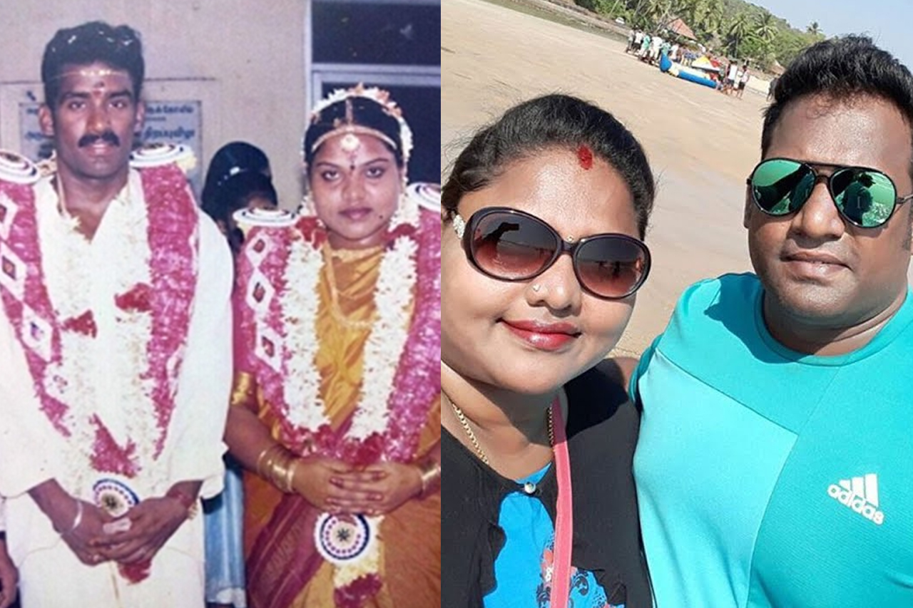 Robo Shankar Wedding Photo