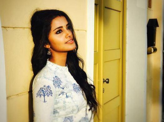 Anupama Parameswaran latest stills.
