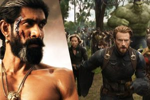 Rana Daggubati lent voice to Thano character in Avengers: Infinity War