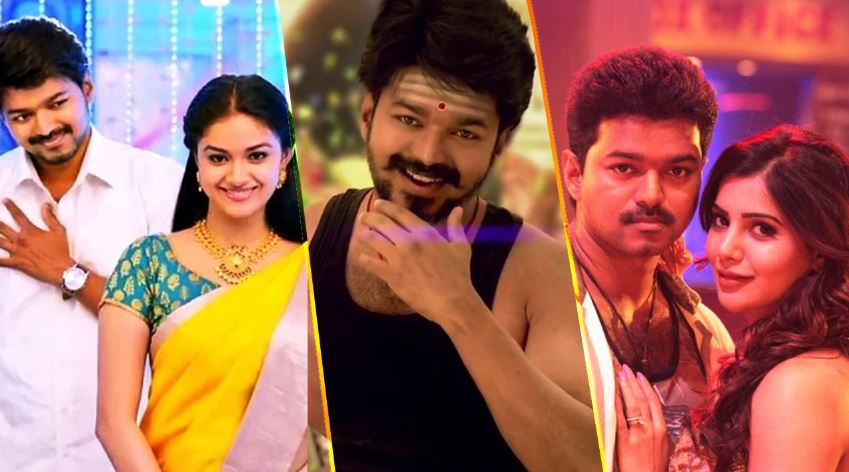 Thalapathy Vijay's 5 superhit songs that crossed 30 Million views on YouTube