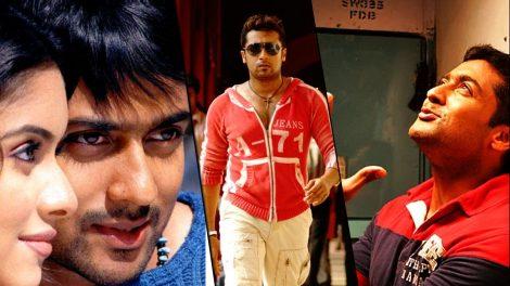 Suriya's most iconic songs