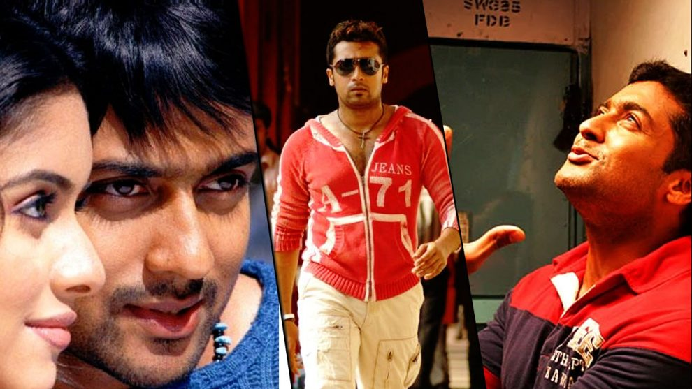 Suriya's most iconic songs