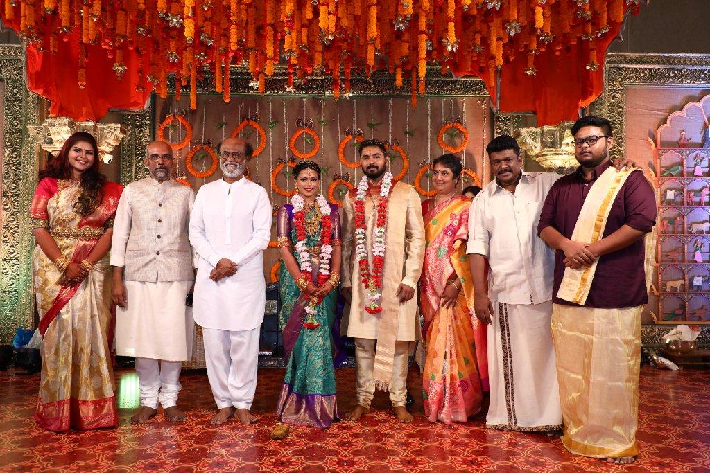 Keerthana Parthiepan wedding stills