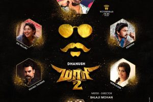 Maari 2 shooting details revealed by Balaji Mohan
