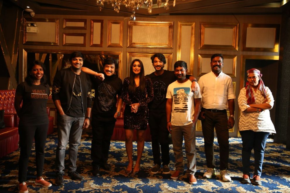 Mr Chandramouli team