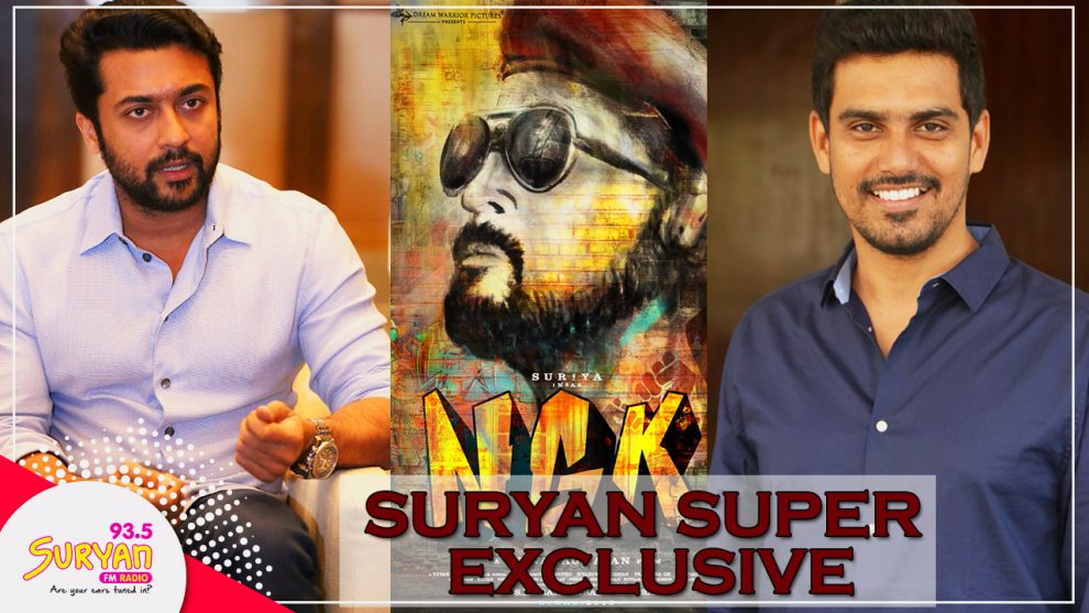 Exclusive interview with producer S.R. Prabhu on his upcoming Suriya starrer NGK