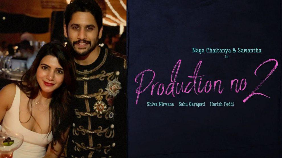 Naga Chaitanya and Samantha to pair up