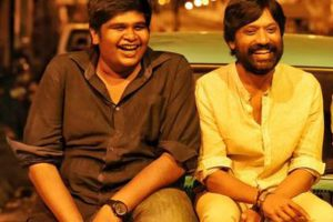 SJ Suryah and Karthik Subbaraj