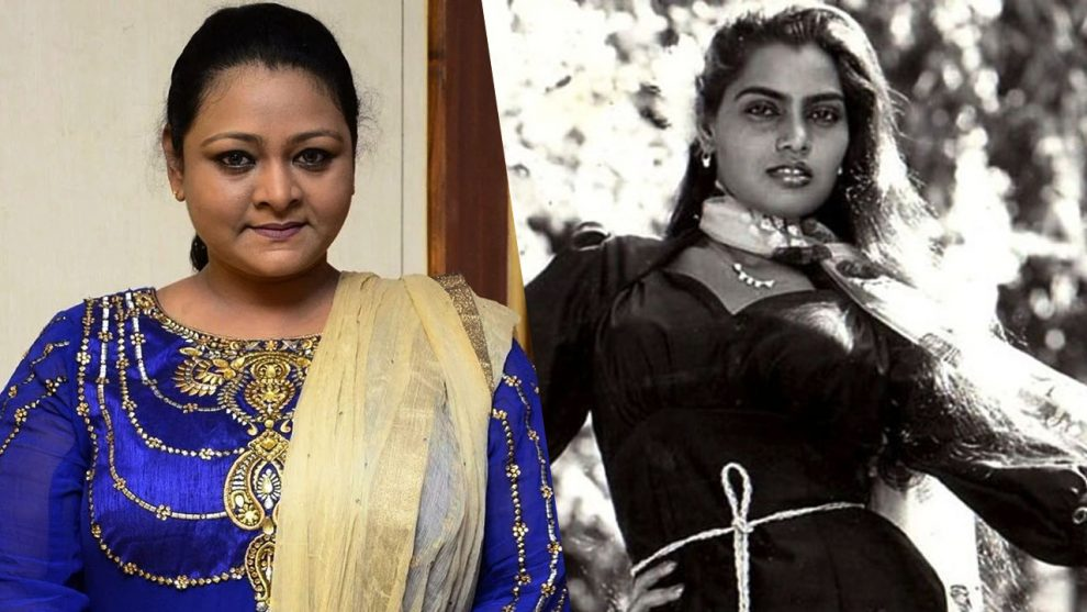 After Silk Smitha A Biopic On Shakeela