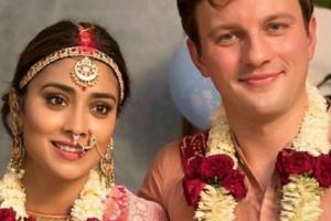 Shriya Saran wedding photos