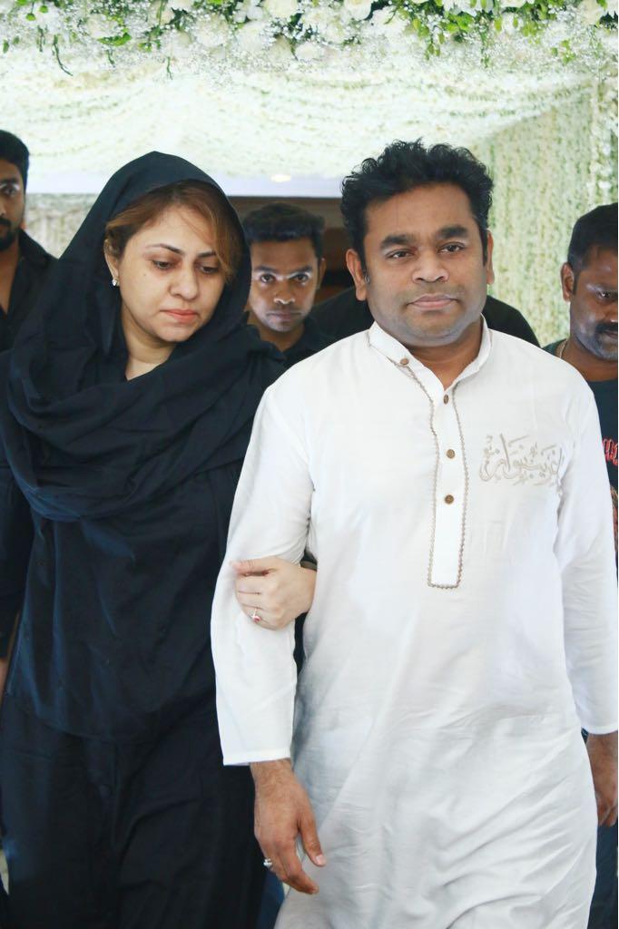 Celebrities at late Sridevi's press meet