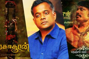 Gautham Menon, Karthick Naren and Siddharth spark controversy on social media.