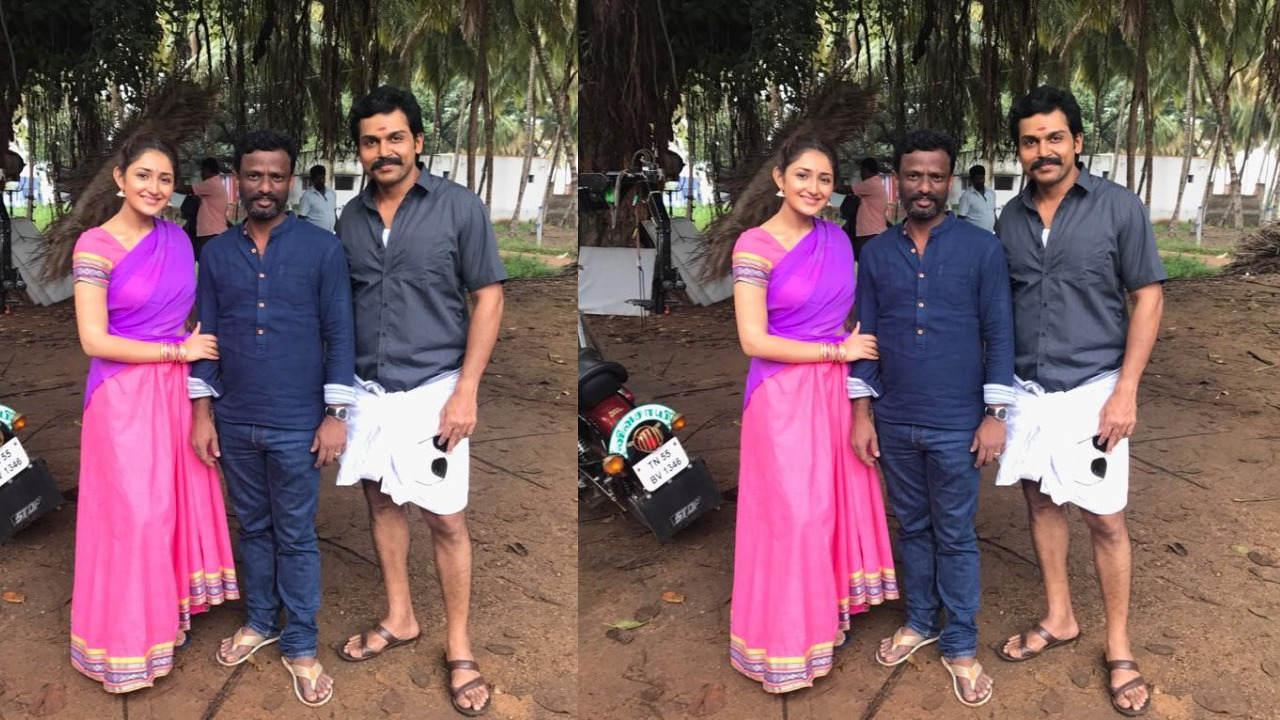 Kadai Kutty Singam Shoot wrapped up