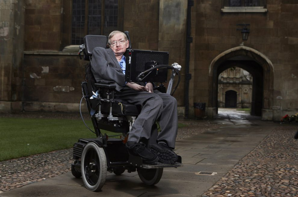 Stephen Hawking And Natural Science