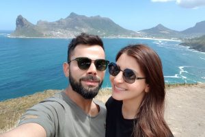 Virushka | Image source @imVkohli/Twitter