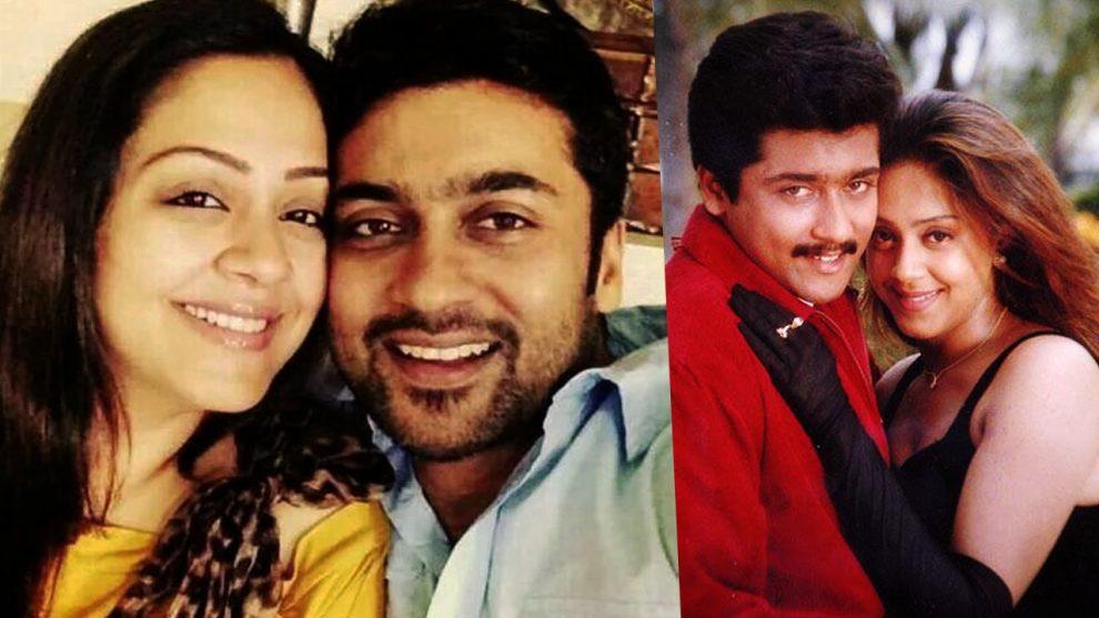 Image result for suriya jyothika images