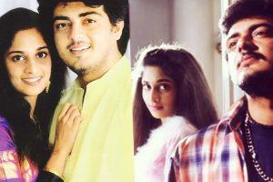 Ajith and Shalini