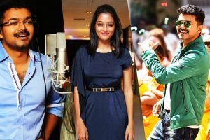 Gayathrie hopes to dance or sing with Thalapathy Vijay