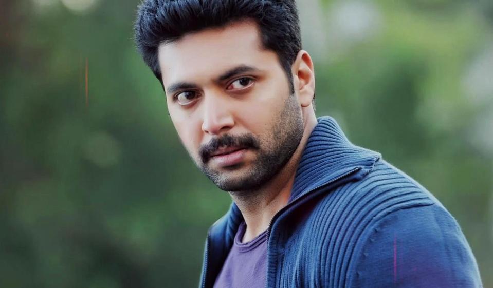 Jayam_Ravi 25th film updates