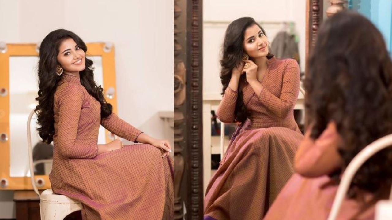 Anupama Parameswaran latest still