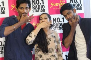 'விசில் போடு' with whistler Nizhar and Beat Boxer Keshav