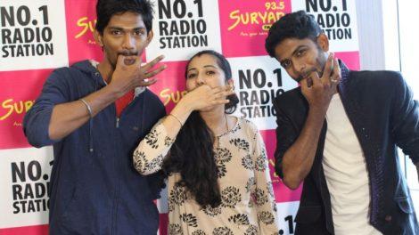 'விசில் போடு' with whistler Nizhar and Beat Boxer Keshav