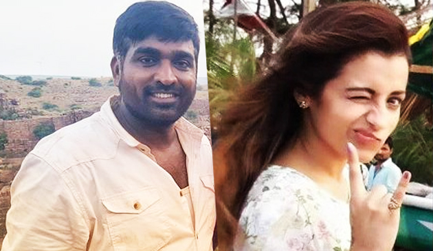 Trisha reveals name of her character from the Vijay Sethupathi starrer 96