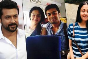 Suriya 37 and Jyothika's Kaatrin Mozhi to start rolling in June