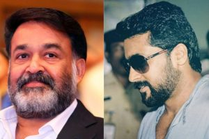 Mohanlal joins Suriya in K.V. Anand's next