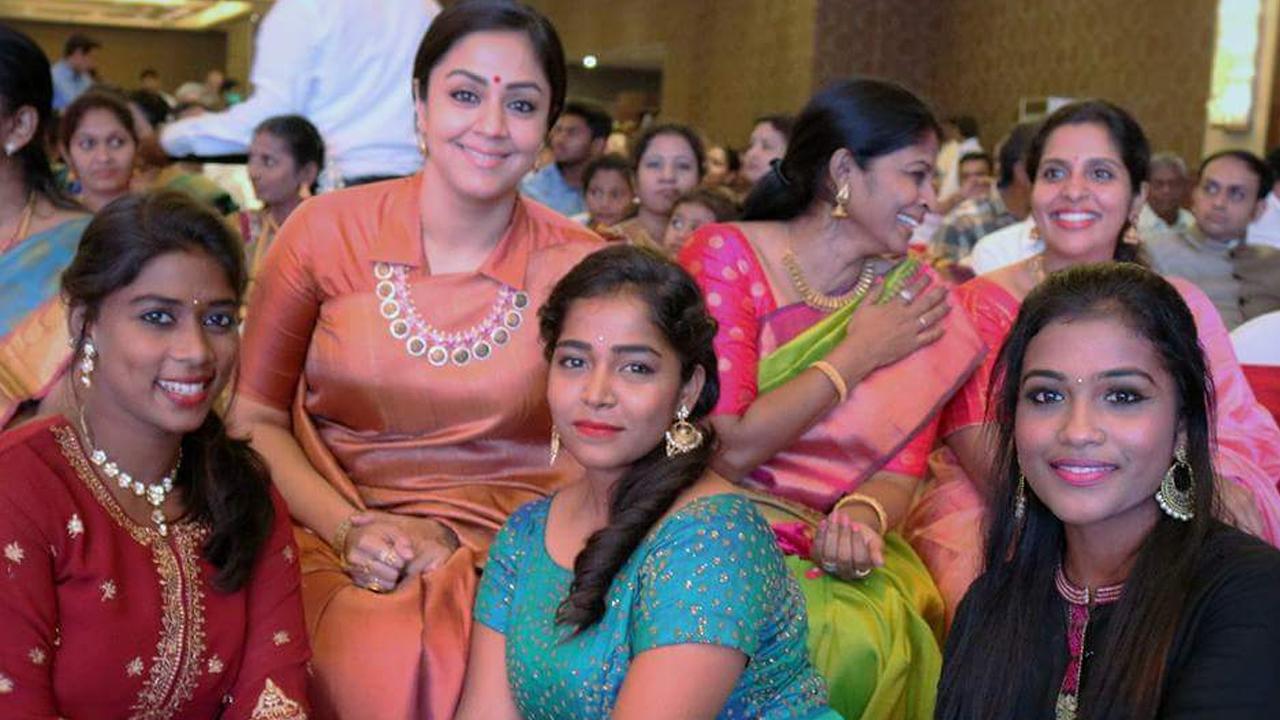 Jyothika new pics