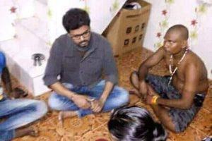 Vijay in Thootuhkudi