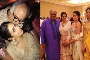 Sridevi's husband Boney Kapoor's emotional message on their wedding anniversary
