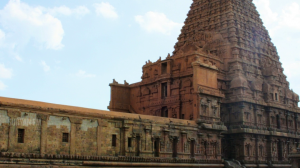 secrets of Tanjore temple