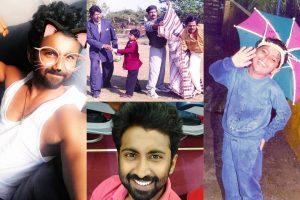 Actor Mahendran unseen chldhood stills