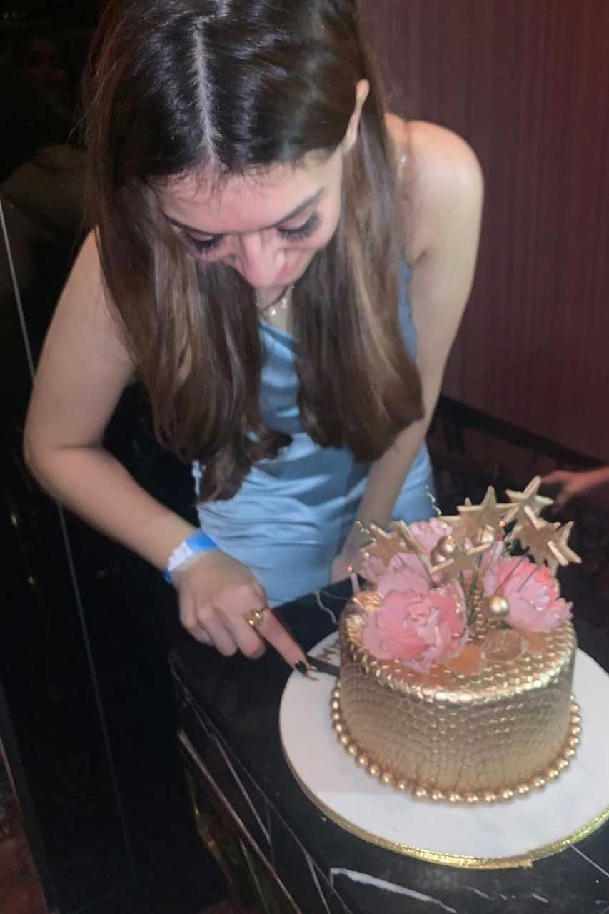 Hansika birthday Photos